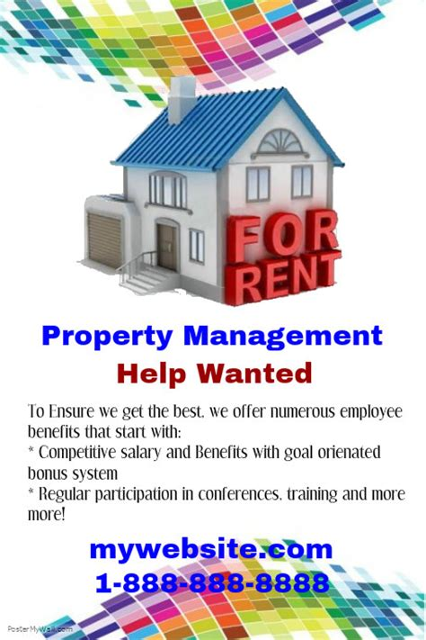 help wanted flyer template free real estate help wanted flyer template postermywall