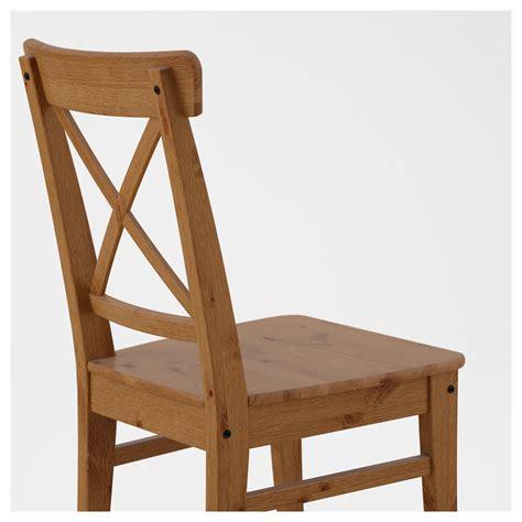 ingolf stuhl ingolf chair antique stain ikea