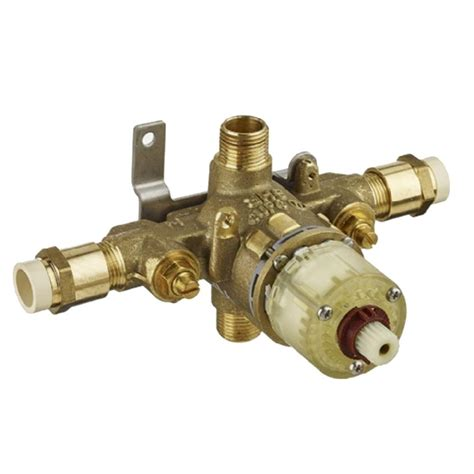 Pressure Balancing Valve For Shower by Moen Brass In Posi Temp Pressure Balancing Cycling