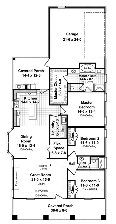 Best Narrow Lot House Plans by 17 Best Ideas About Narrow House Plans On