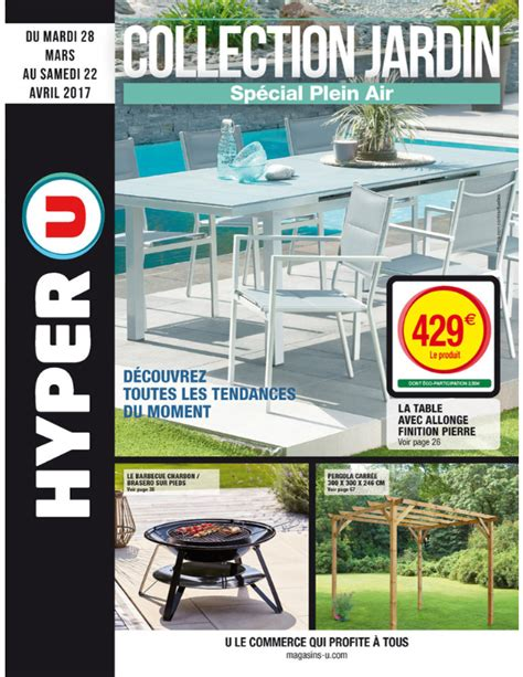 hyper u collection jardin cataloguespromo