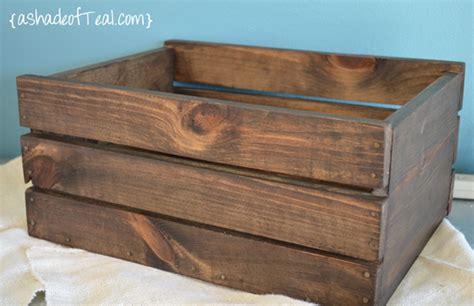 how to crate pdf diy diy wood crate diy wood shed woodguides