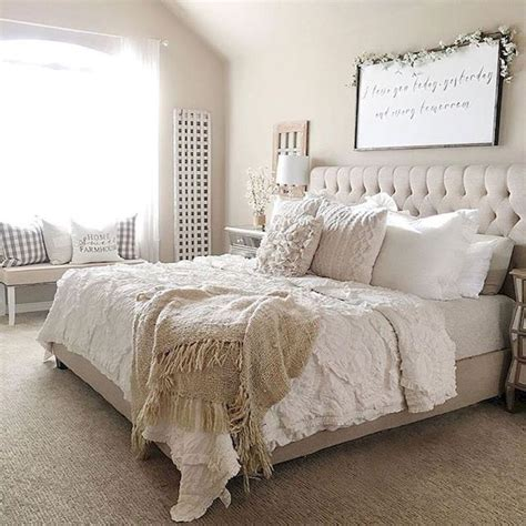 45 awesome rustic farmhouse bedroom decoration ideas
