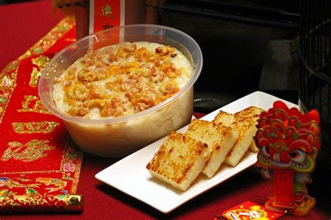 new year food turnip cake 3 best cny food and wine pairings lifestyleasia hong kong