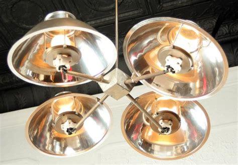 1 pair of vintage operating room ceiling lights vintage