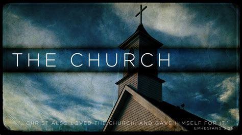 the church matters to jesus christeis