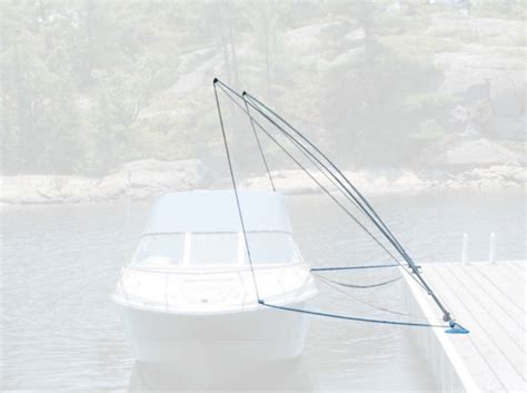 boat mooring whips canada mooring whip 14in 10000lb cap by dockedge part no 3650 f