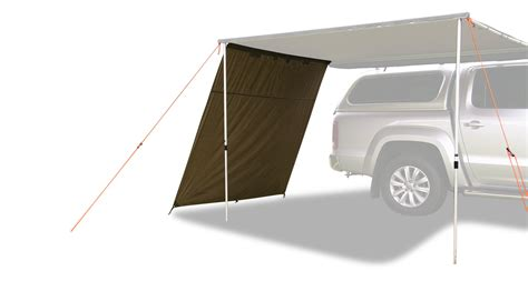 Awning Walls by Sunseeker Awning Side Wall 32112 Rhino Rack