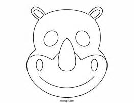 Galerry animal coloring masks