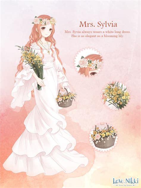 sylvia love nikki dress  queen wiki fandom