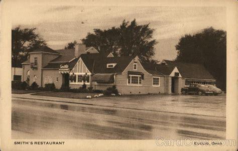 post office euclid ohio postcard chautauqua ohio oh