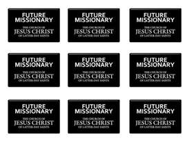 mormon name tag template it works for i want to be a now free