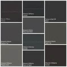colors gray to black on pinterest farrow ball benjamin