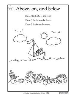 Kaos Ordinal Tom Jerry Ordinal free printable 1st grade worksheets word lists and