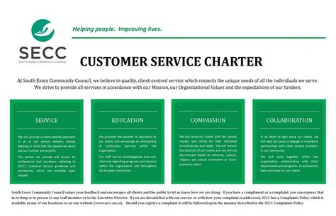 resume for customer care executive south essex community council helping people improving