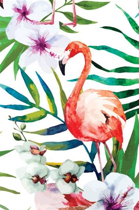 Animal Print Wallpaper 4930 by Best 20 Flamingo Painting Ideas On Flamingo