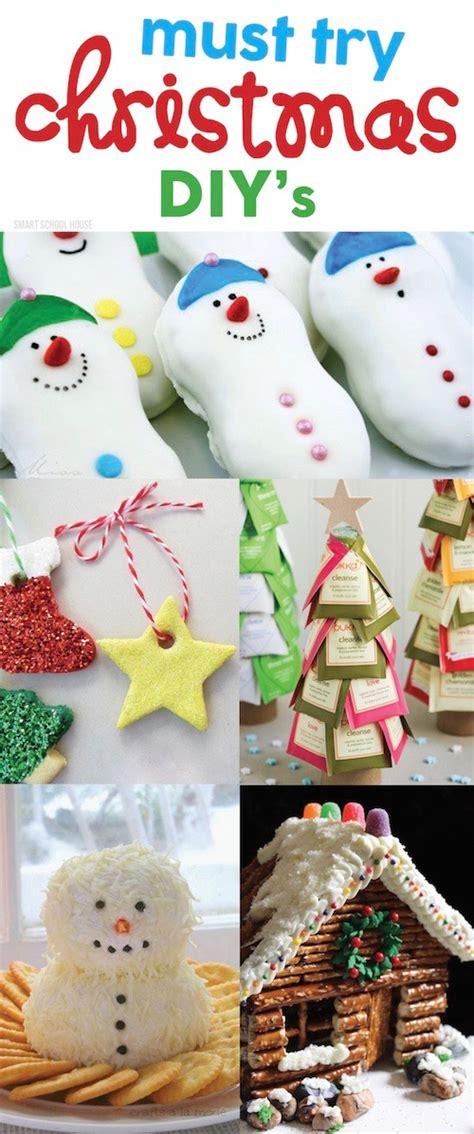 must try christmas diys homemade holidays craft ideas