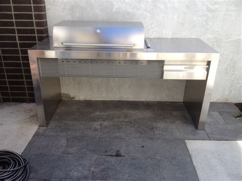 stainless steel bbq bench bench bbq 28 images brilliant cantilevered bbq bench