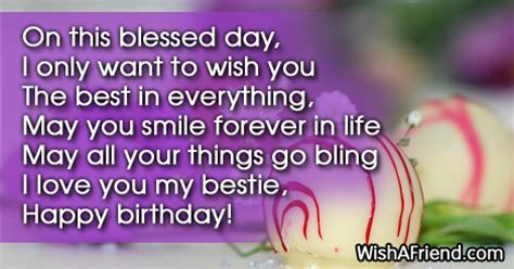 Happy Birthday Quotes For A Best Friend Best Friend Birthday Sayings