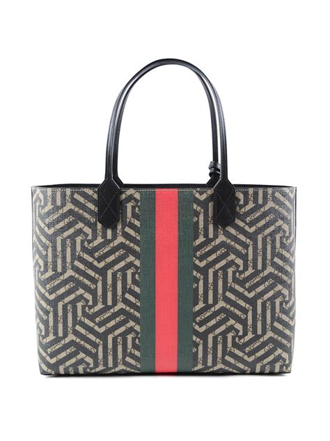Tote Bag By gg caleido web tote bag by gucci totes bags ikrix
