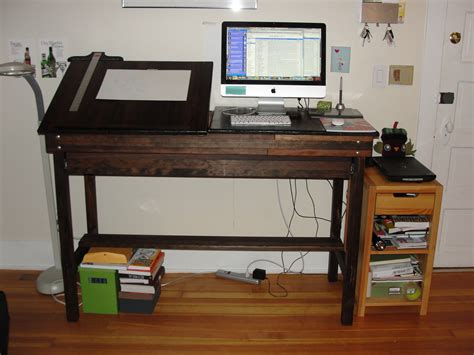best drafting tables computer desk with drafting table whitevan