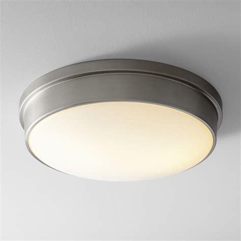 contemporary flush mount ceiling lights oxygen lighting theory ceiling light modern flush