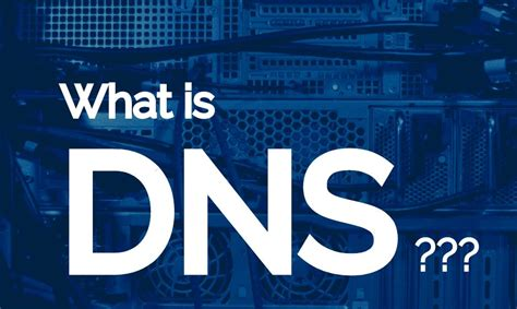 dns domain  system    works