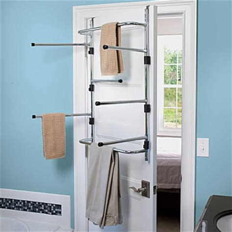 Hanging A Clothes Dryer On The Wall Chrome The Door Dryer Rack Contemporary Drying