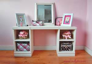 Diy Vanity Table Plans White Play Vanity Diy Projects