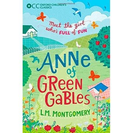 libro oxford childrens classics anne anne of green gables oxford children s classics english wooks