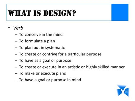layout verb definition design for production lecture 1 research and analysis