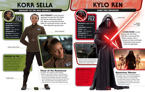 up film encyclopedia rey kylo ren and more await you in star wars character