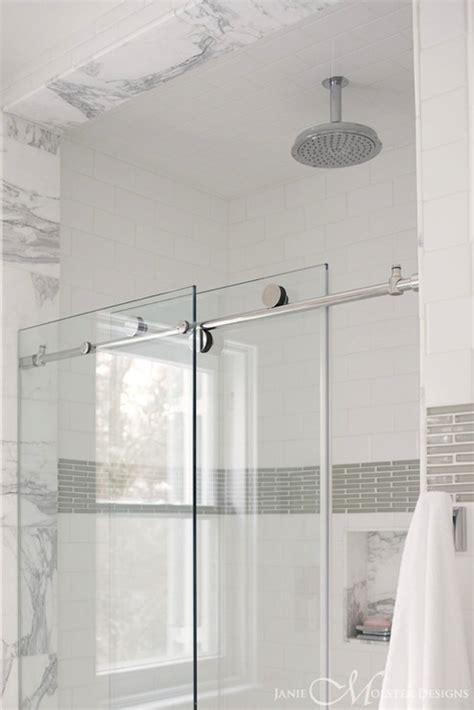 gray border tiles contemporary bathroom janie