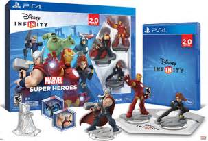 Is Disney Infinity On Ps4 Disney Infinity Marvel Heroes 2 0 Edition Ps4