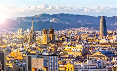 A In Barcelona barcelona city small cultural history tour