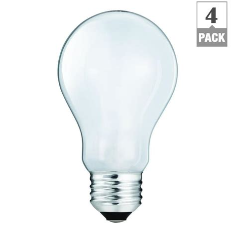60 w light bulb ecosmart 60 watt equivalent a19 household light bulb 4