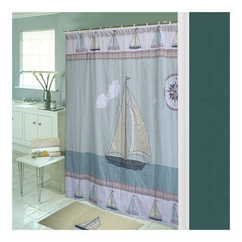 patch magic nautical shower curtain cznaut