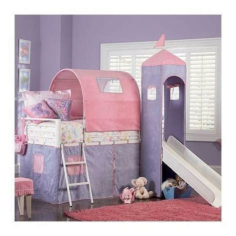 Beds With Slides by Loft Bed With Slide Ebay