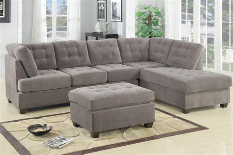 Small Grey Sectional Sofa Small Gray Sectional Sofa Infosofa Co