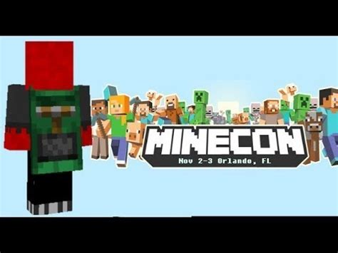 Free Minecon Cape Giveaway - minecon 2013 cape giveaway youtube