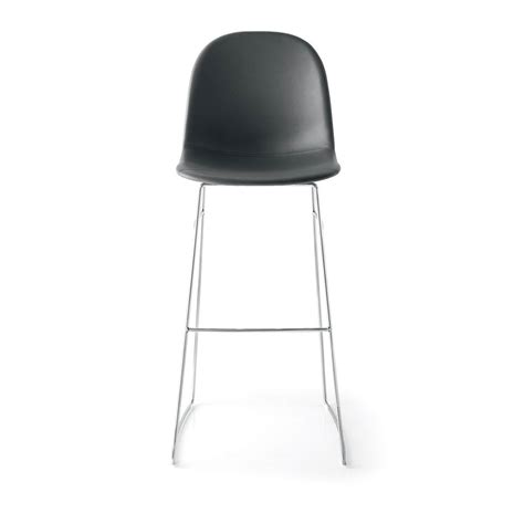bar stools somerville ma academy w cb 1675 sk upholstered bar stool by connubia