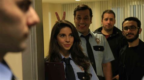 polis akademisi alaturka fragman yolanthe cabau polis akademisi alaturka basına tanıtıldı foto