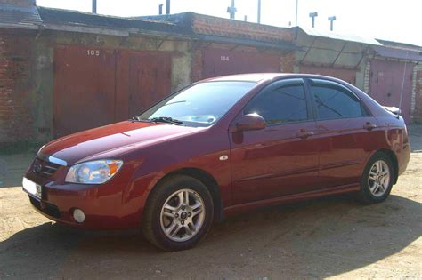 Kia Cars 2005 2005 Kia Cerato Pics 1 6 Gasoline Ff Automatic For Sale