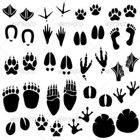 tattoo animal tracks foot tattoo different animal tracks like tattoos on
