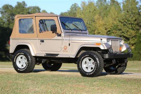 manual cars for sale 1994 jeep wrangler interior lighting 17k mile 1994 jeep wrangler sahara manual classic jeep wrangler 1994 for sale