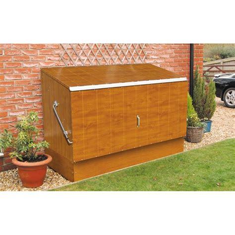 abri de jardin pour velo abri pour v 233 lo cycloprotect look bois votre abri de jardin