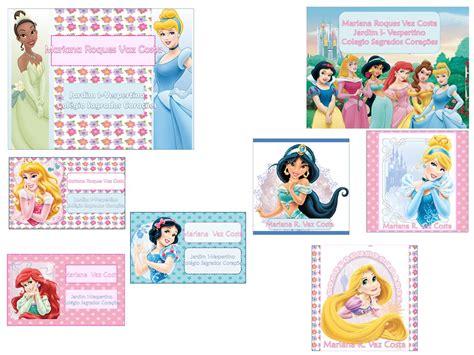 etiquetas escolares frozen imprimibles personalizadas car tuning imagenes de princesas etiquetas imagui