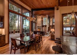 Best Interior Paint Colors For Living Room - mountain modern lodge transitional dining room san francisco by greenwood homes