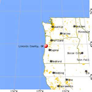 lincoln county oregon map lincoln county oregon detailed profile houses real
