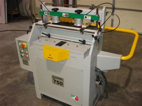 Dovetail Drawer Machine by Omec Dovetail Machine Omec 750 Dovetailer